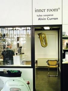 inaugurazione | Tuba Sospesa | Alvin Curran | giovedì 27 agosto 2015