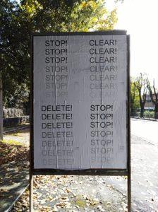 1-Andrea Astolfi, Stop Clear Delete